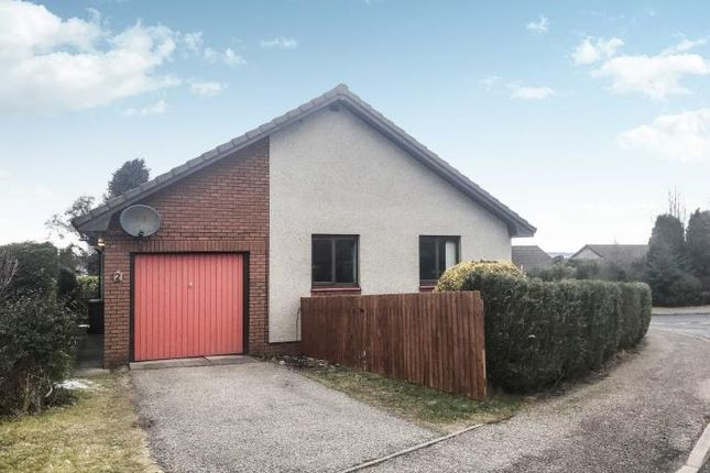 Thumbnail Detached bungalow to rent in Burn Brae Crescent, Inverness