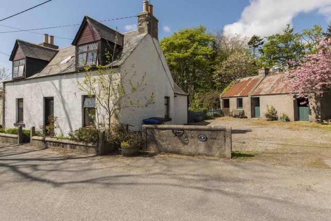 Thumbnail Cottage for sale in Woodhead, Turriff, Aberdeenshire
