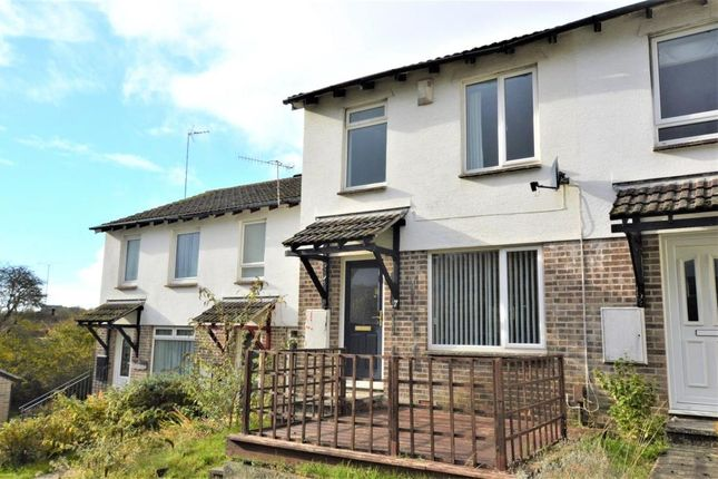 Thumbnail 4 bed terraced house to rent in Yellowtor Road, Lower Burraton, Saltash, Cornwall