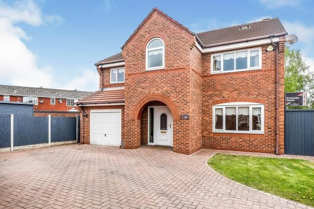 Thumbnail Detached house for sale in Deerbolt Way, Kirkby, Liverpool, Merseyside