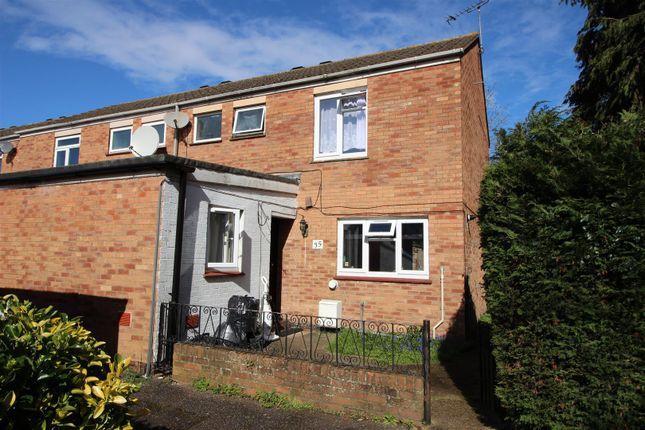 Thumbnail End terrace house for sale in Bosanquet Close, Cowley, Uxbridge