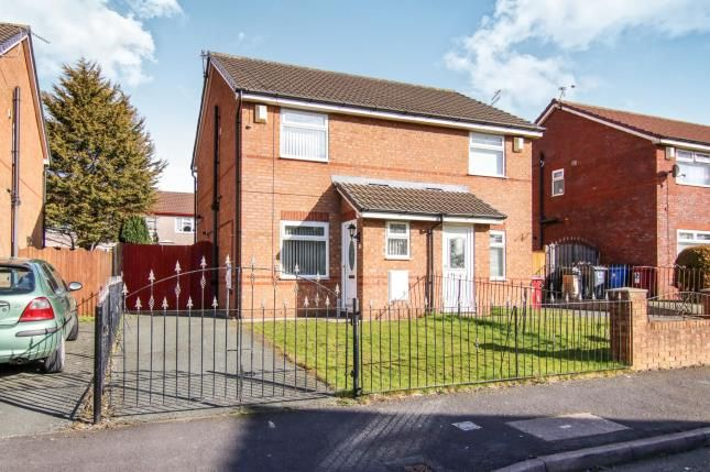 Thumbnail Semi-detached house for sale in Mollington Road, Liverpool, Merseyside