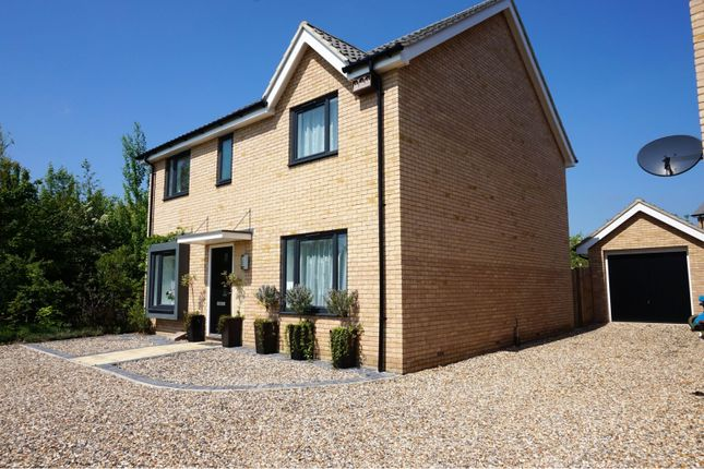 Thumbnail Detached house for sale in Rutherford Place, Haverhill