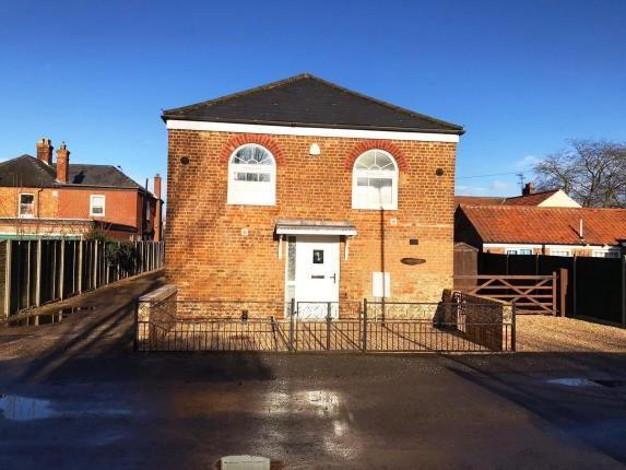 Thumbnail Detached house for sale in Terrington St. John, Wisbech, Norfolk