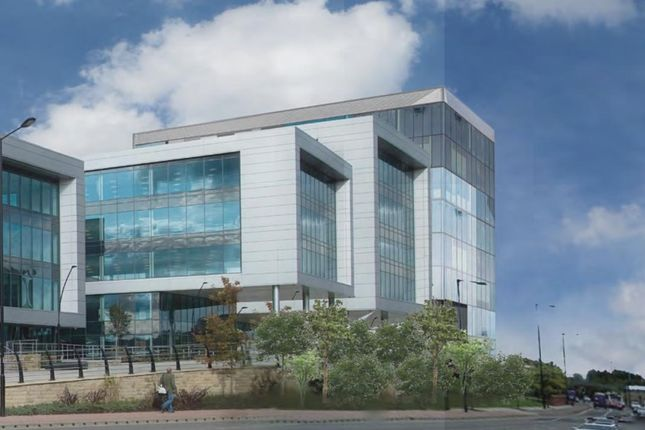 Thumbnail Office to let in Vidrio, Sheffield Dc, Concourse Way, Sheffield