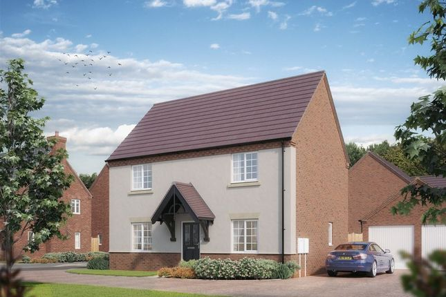 Thumbnail Detached house for sale in Plot 41, The Austrey, Uttoxeter Road, Hill Ridware