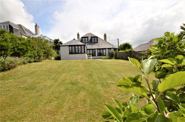 Thumbnail Detached house for sale in Holywell Bay, Newquay, Cornwall