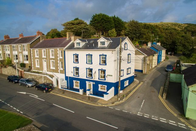 Thumbnail Town house for sale in North Parade, Aberaeron