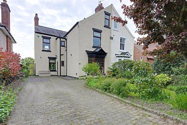 5 bedroom semi-detached house for sale in Old Hall Road, Chesterfield, Derbyshire
