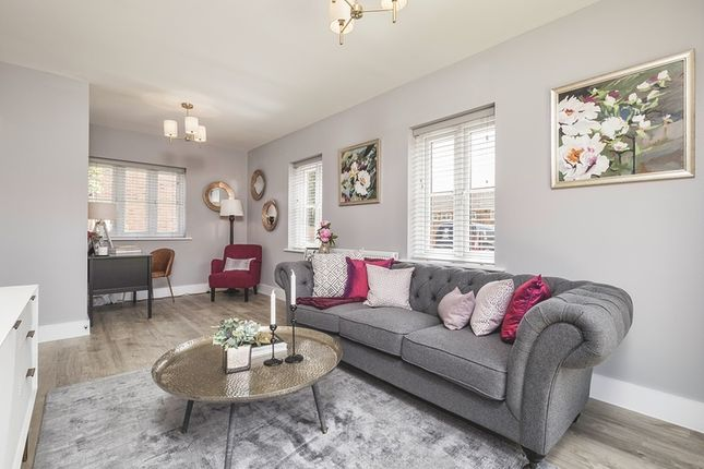Thumbnail 3 bed end terrace house for sale in De Burgh Gardens, Tadworth