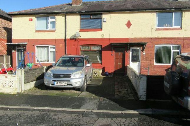 Thumbnail Terraced house for sale in Bradshaw Lane, Stretford, Manchester