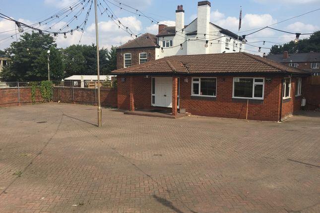 Thumbnail Retail premises for sale in Ward End Park Road, Washwood Heath, Birmingham