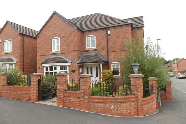 Thumbnail Detached house to rent in Gadbury Fold, Atherton, Manchester