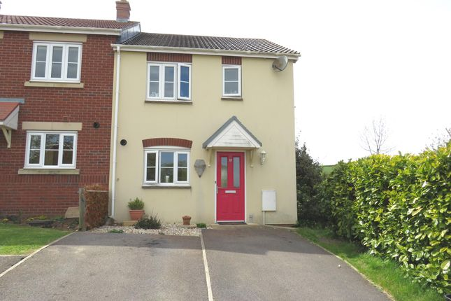 3 bed end terrace house for sale in Churchill Way, Watchet TA23