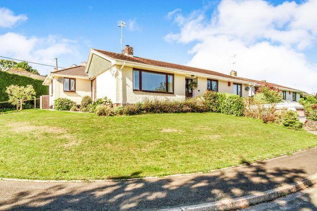 Thumbnail Detached bungalow for sale in Erme Park, Ermington, Ivybridge