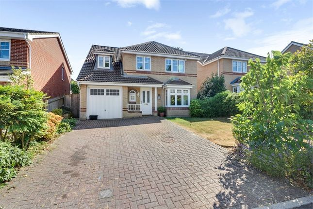 Thumbnail Detached house for sale in The Crossways, Chandler's Ford, Eastleigh, Hampshire