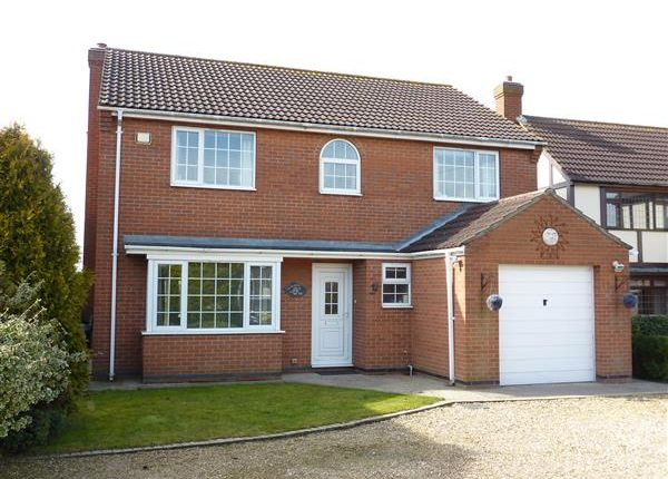 Thumbnail Detached house for sale in Highfield Road, North Thoresby, Grimsby
