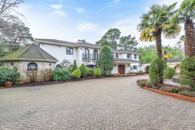 Thumbnail Detached house for sale in South Ridge, St. Georges Hill, Weybridge