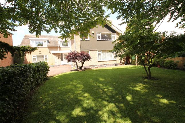 Thumbnail Detached house for sale in Granville Road, Wigston, Leicester