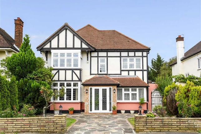 Thumbnail Detached house for sale in Hayes Way, Beckenham, Kent