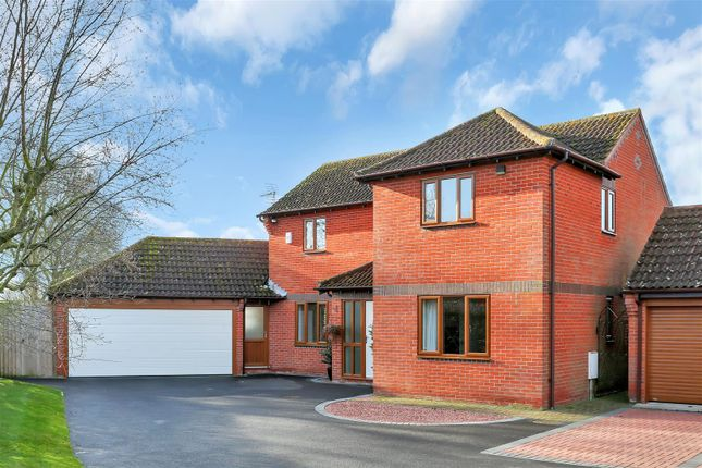 Thumbnail Detached house for sale in Walnut Road, Bottesford, Nottingham