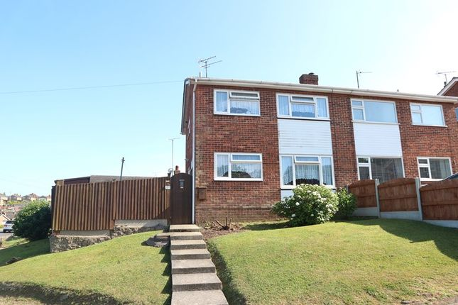 Thumbnail Semi-detached house for sale in The Vineway, Dovercourt, Harwich