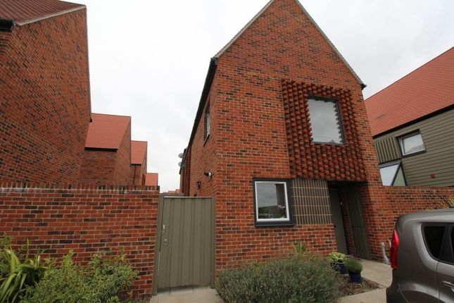 Thumbnail Detached house to rent in Elliotts Way, Chatham