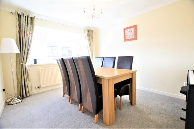Dining Room of 29 Norwood, Thornhill, Cardiff. CF14