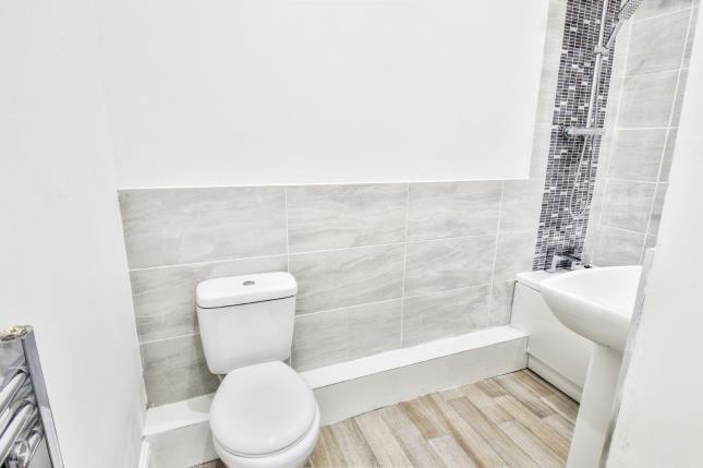 Bathroom of Hunslet Street, Burnley, Lancashire BB11