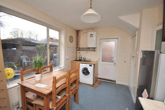 Kitchen of Lilac Avenue, Off Hull Road, York YO10