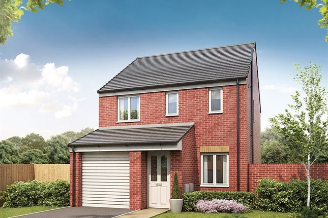 "3 bedroom detached house for sale in ""The Rufford"" at Neath Road, Pontardawe, Swansea"