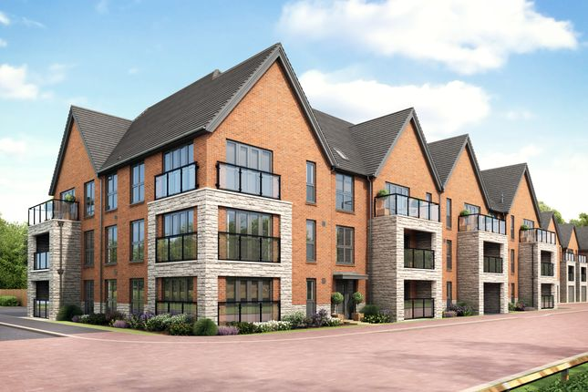 "2 bed flat for sale in ""Apartment Type 9"" at Begbrook Park, Frenchay, Bristol BS16"