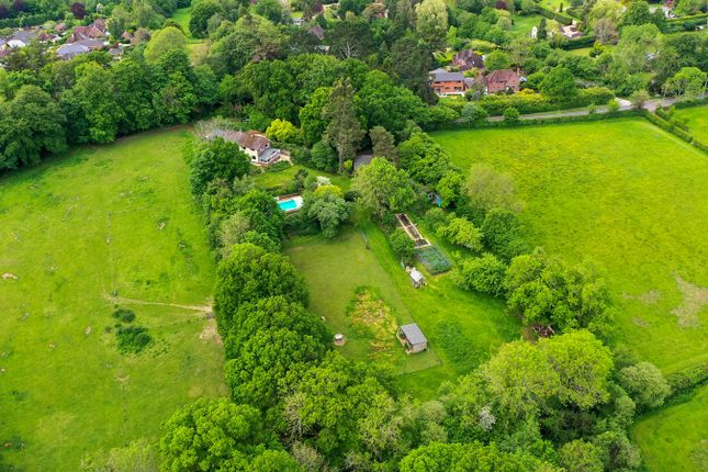 Thumbnail Detached house for sale in Station Road, Fordingbridge