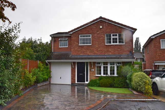 Thumbnail Detached house for sale in Goodwood Place, Trentham, Stoke-On-Trent