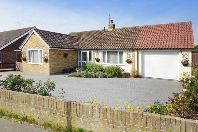 Thumbnail Detached bungalow for sale in Highdown Drive, Wick, Littlehampton