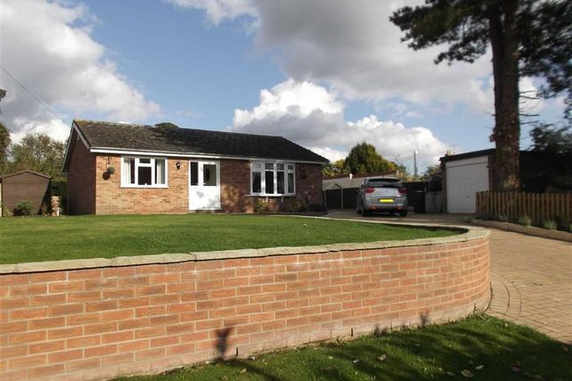 Thumbnail Bungalow to rent in The Council Houses, Lissington, Lincoln