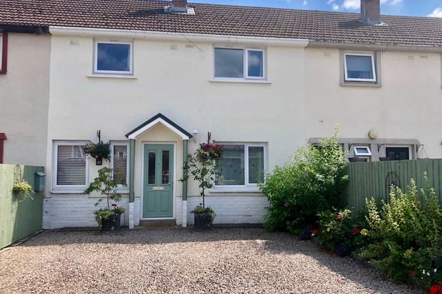 Thumbnail Terraced house for sale in Hillcrest Road, Abergavenny