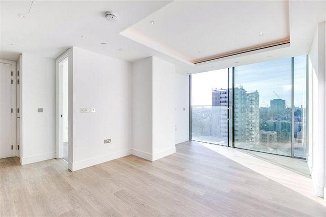 Reception of Carrara Tower, 250 City Road, London EC1V