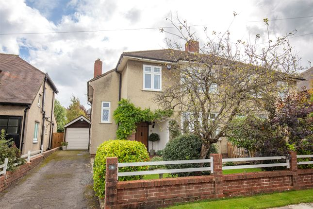 Thumbnail Semi-detached house for sale in Cote Park, Westbury-On-Trym, Bristol
