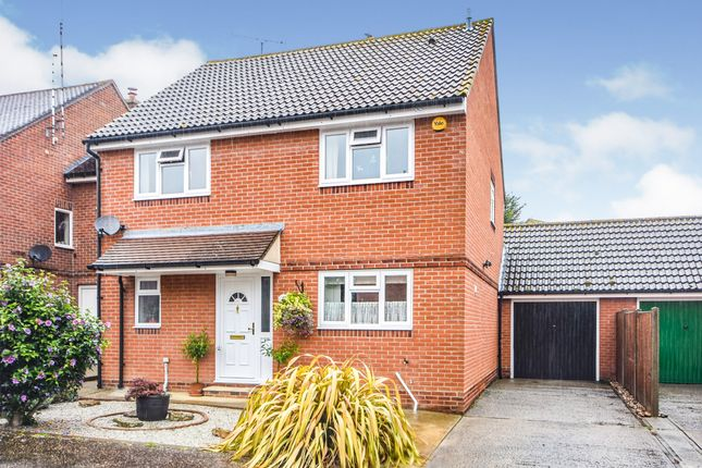 Detached house for sale in Longleaf Drive, Braintree