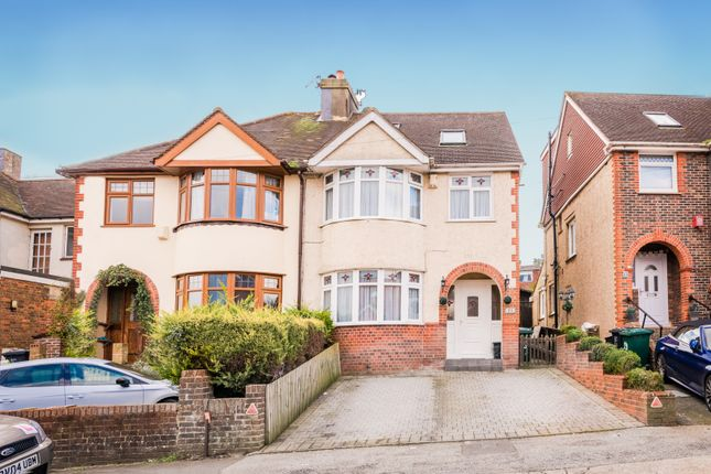 4 bed semi-detached house for sale in Rushlake Road, Brighton