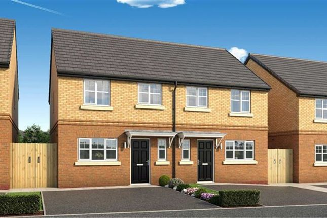 Thumbnail Semi-detached house for sale in Plot 67, Skelmersdale