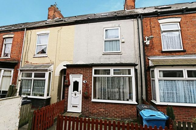 Thumbnail Terraced house for sale in Laurel Grove, Perry Street, Hull