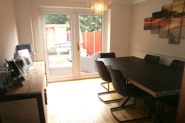 Dining Room of Dickens Close, Galley Common, Nuneaton, Warwickshire CV10