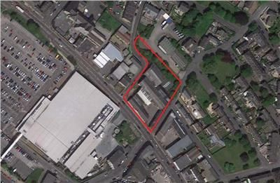Thumbnail Commercial property for sale in Victoria Works, 444-446 Bradford Road, Batley, West Yorkshire