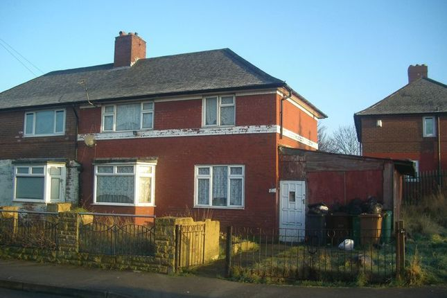 Thumbnail Semi-detached house to rent in Hawkshead Crescent, Leeds
