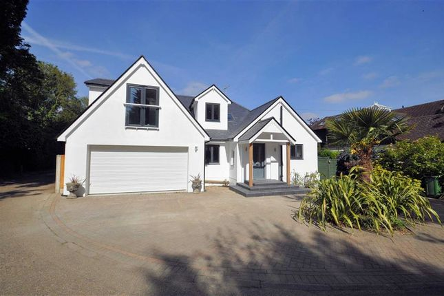 Thumbnail Detached house to rent in Kingswood Creek, Wraysbury, Berkshire