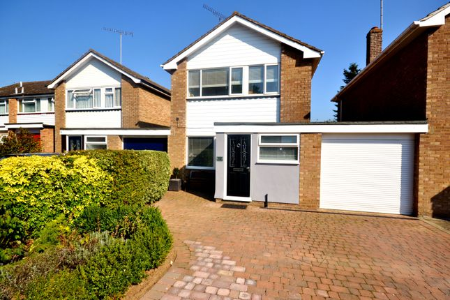 Thumbnail Detached house for sale in Thornwood, Colchester