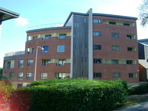 Thumbnail Flat to rent in White Lion Court, Bolton