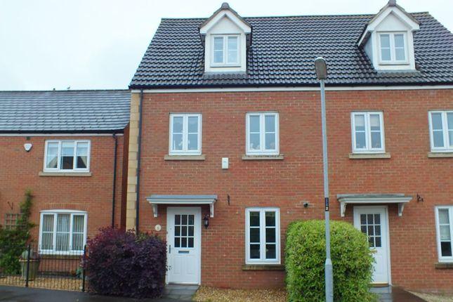 3 bed semi-detached house for sale in Old Farm Road, West Ashton, Trowbridge